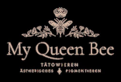 MY QUEEN BEE Logo